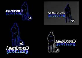 Abandoned Scotland Logo-presenation4 by R1Design