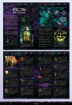 Spectra Psyclus - complete world-character INFO 1 by R1Design