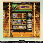 Online Casino- WEB concept (Casi Baba) by R1Design