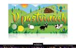 Outdoor banner design 1.5m x 3m by R1Design