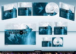 CD design - Patrick BLACKOUT by R1Design