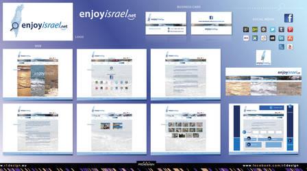enjoyisrael.net PRESENTATION complete by R1Design