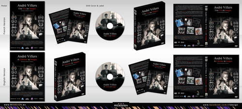 Poster/DVD-DocumentaryFilm-French/English versions by R1Design
