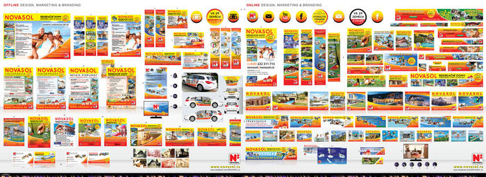 OFF-ONline design, marketing, branding-NOVASOL cz by R1Design