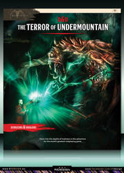 the TERROR of UNDERMOUNTAIN -Contest Entry-2018 by R1Design