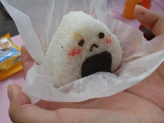 Please, don't eat me. by Fujioka-Moe
