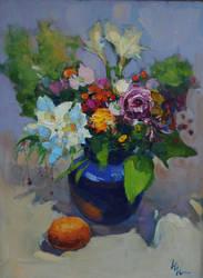Flowers by Iz3um