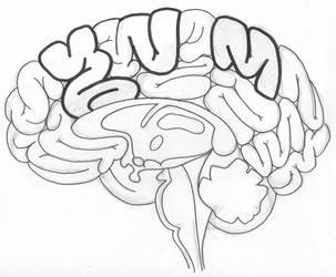 Cross Brain by krazykid7