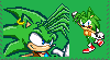 Manic Stamp by sonic2344