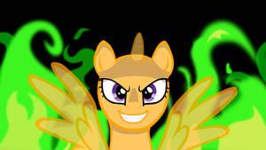 Hell's fire (Pony Base) by ThatMLPBaseMaker