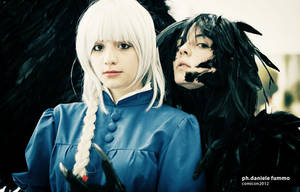 The Beauty and the Beast by MartaNaokoChan