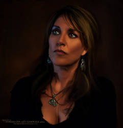 Gemma Teller  : Sons of Anarchy by RottonNymph
