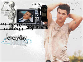 Taylor Lautner Sexy by NessaSotto