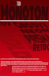 Monoton Project by Doctorjazzman1