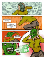 A New Face P3 by TheMaskComix