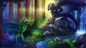 Encounter by Neytirix