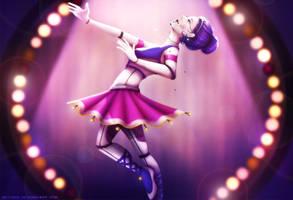 See me Dance (FNAF Fanart) by Neytirix