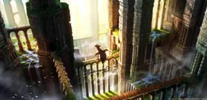 The Last Guardian by Neytirix