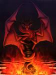 The Dragon King by Neytirix