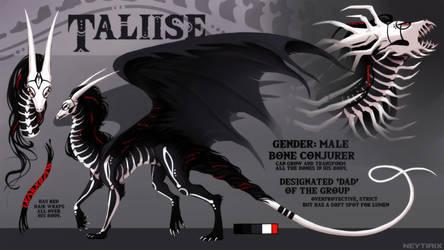 Taliise Reference by Neytirix