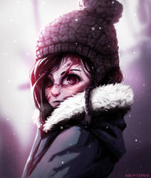 First winter after the apocalypse by Neytirix