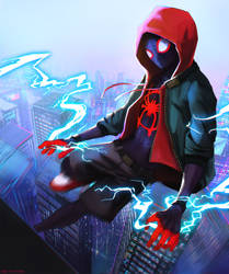 Into the Spider-Verse! by Neytirix