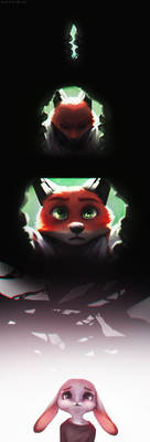 hey you (Zootopia Story) 20 by Neytirix