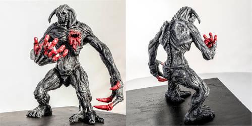The Red - Sculpture. Old Stuff. by Yo-yoyoyo