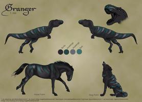 Granger Ref Sheet by AngelMare