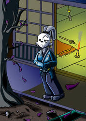 Usagi Yojimbo by dantiscus by Usagi-Yojimbo-club