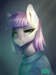 [SPEEDPAINT] Maud Pie by IPonyLover