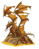 Plague Dragon by Suburban-Samurai