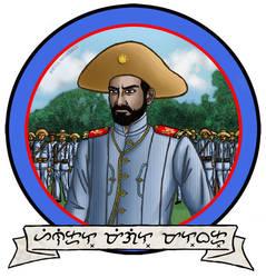 Major General Malvar by WylzGutierrez
