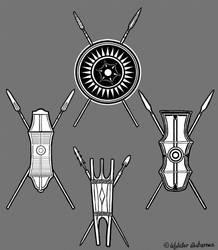 Shields by WylzGutierrez