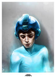 MegaMan by Madec-Brice