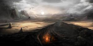 Speed landscape 01 by Madec-Brice