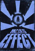 Mass Effect POSTER by StuntmanKamil