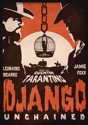 DJANGO UNCHAINED by StuntmanKamil
