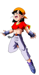 Dragon Ball GT =Pan v.10= by Krizart-DA