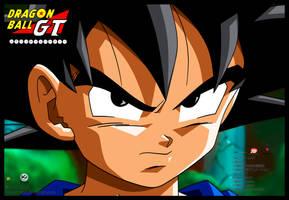 Goku Gt by Krizart-DA