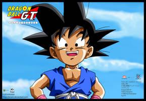 Goku Gt 2 by Krizart-DA