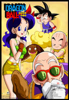 Dragon Ball by Krizart-DA