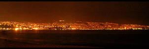 .:Valparaiso en llamas:. by zuhu