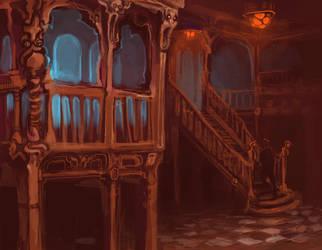 Lodge by GnomeSchool