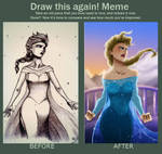 Draw this again by Ravenemore