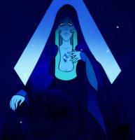 Blue Diamond by Ravenemore