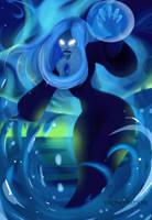 Blue Wrath by Ravenemore