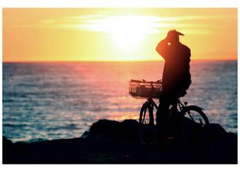 Sunny bike by SrWilson