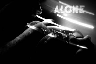 Alone by Thomas-B-Wolf
