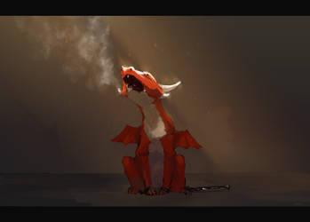 RED DRAGON AQ3D by Ephasme